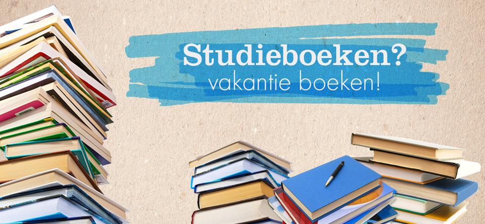 waar kan ik tweedehands studieboeken kopen?