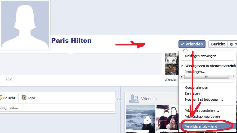 facebook verwijderen hoe